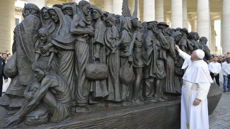 Roma: el arte que construye la identidad del inmigrante