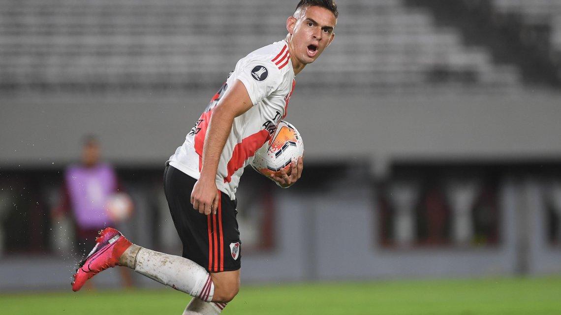 Copa Libertadores: River le ganó 8 a 0 a Binacional