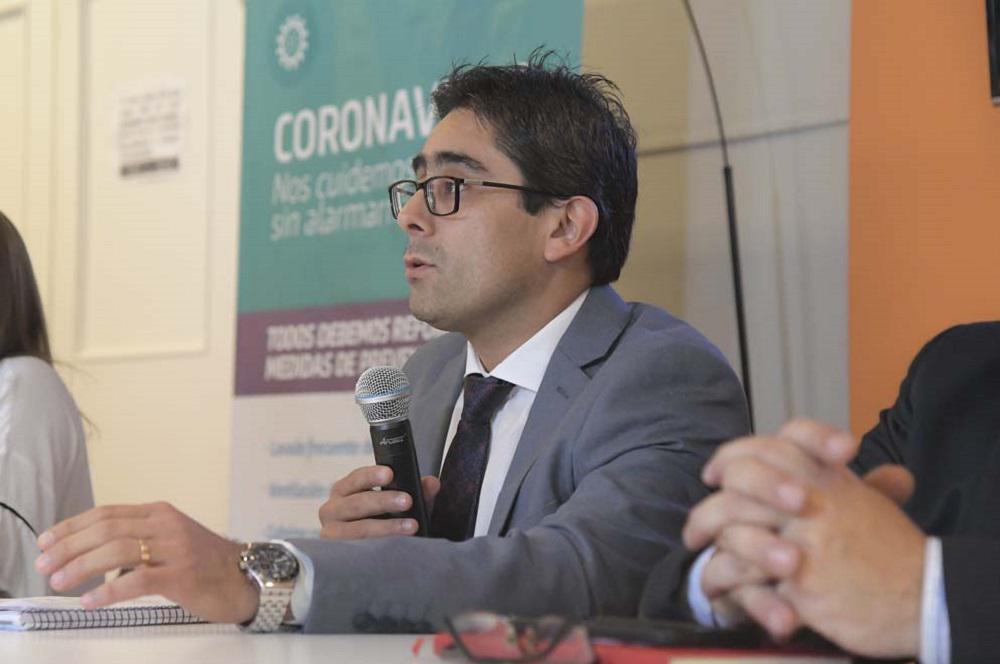Confirman el cuarto caso positivo de coronavirus en la provincia de Córdoba