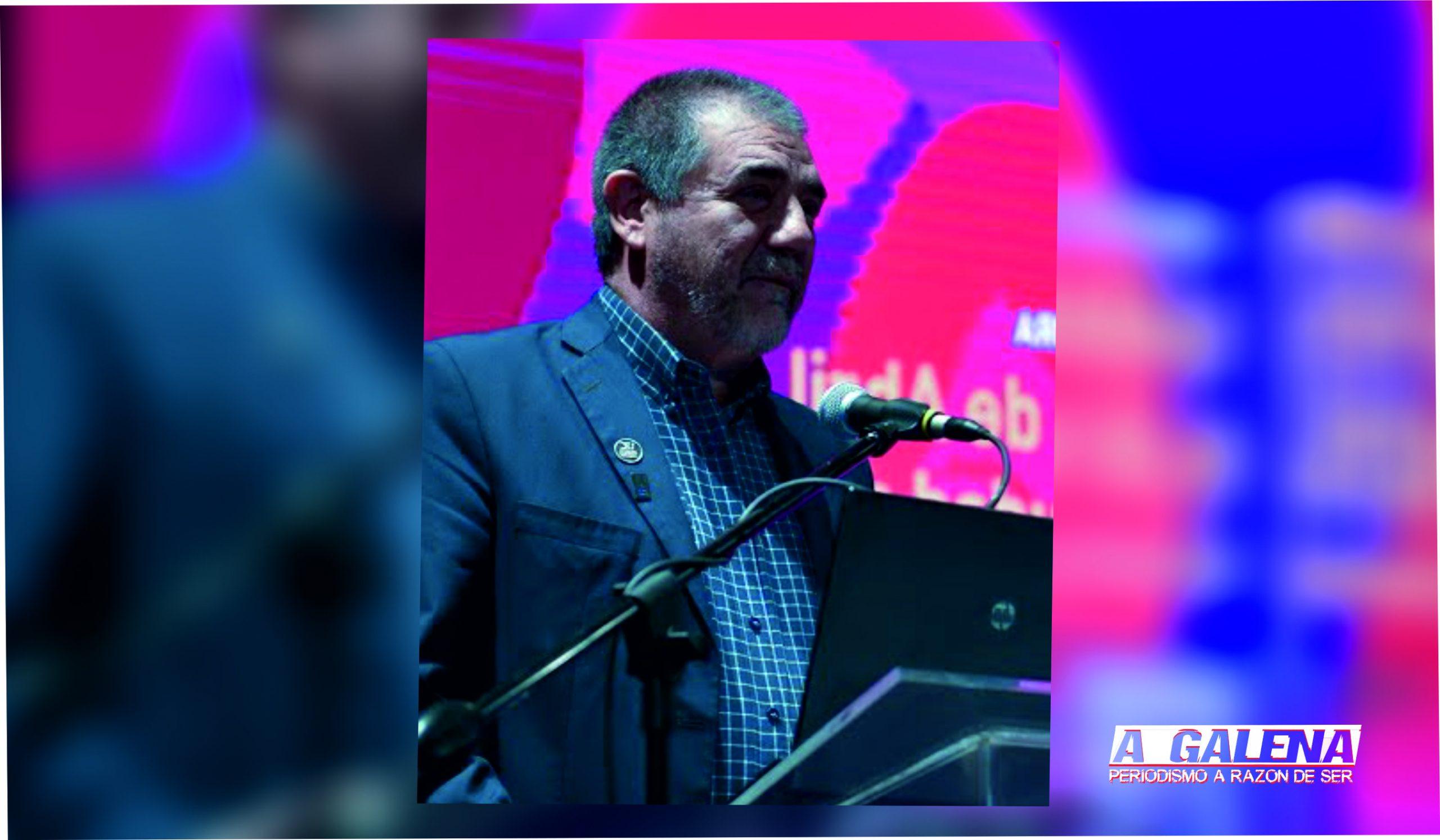 Nota con El Director General de Desarrollo Currricular, Capacitación y Acompañamiento Institucional del Ministerio de Educación de la Provincia de Córdoba.