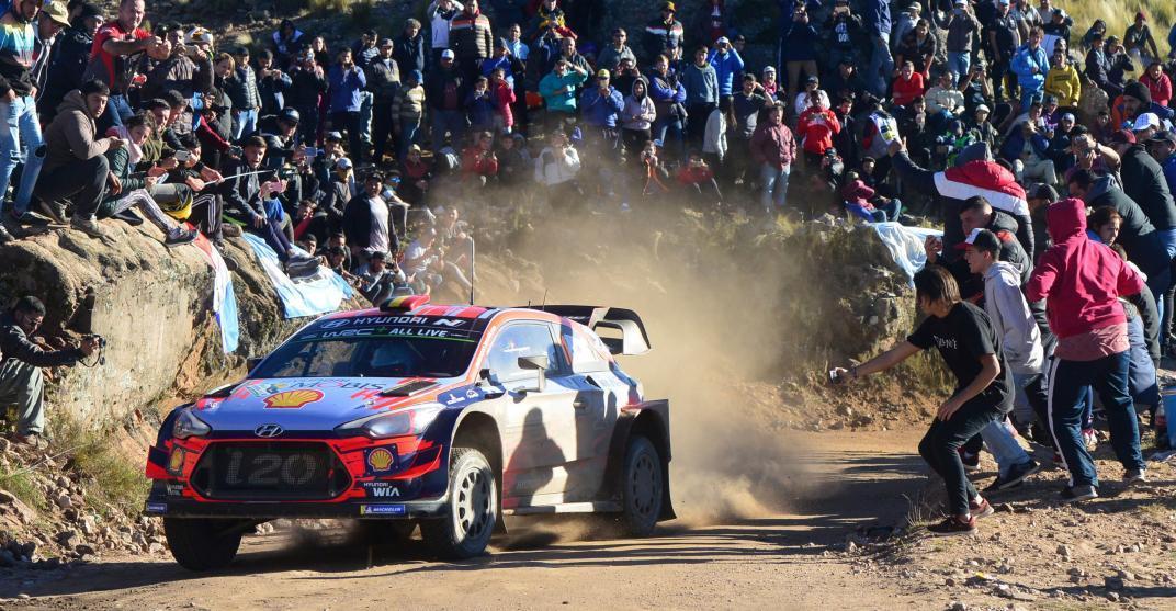Este año no habrá Rally de Argentina