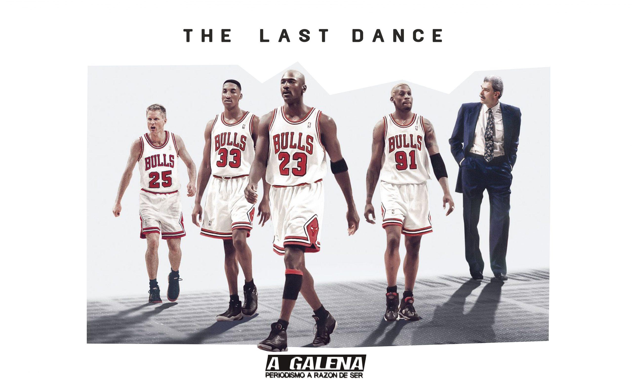 EL ULTIMO BAILE – La serie documental de Michael Jordan
