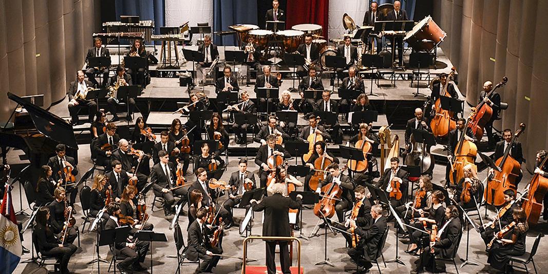 La Orquesta Sinfónica de Córdoba en Nacional Clásica
