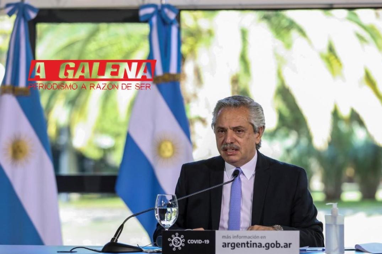 El Compromiso de Alberto Fernández