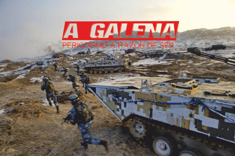 Beijing está lanzando nuevos barcos de asalto y reforzando su cuerpo de marines.