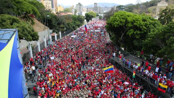 Venezuela y su lucha por la soberanía Por: Adolfo Pérez Esquivel